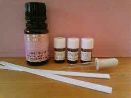 アロマ検定 香りテスト精油